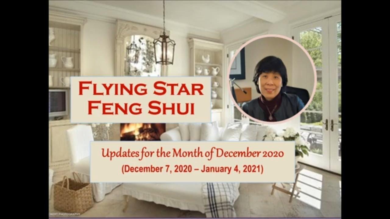 December 2020 – Flying Star Feng Shui Updates