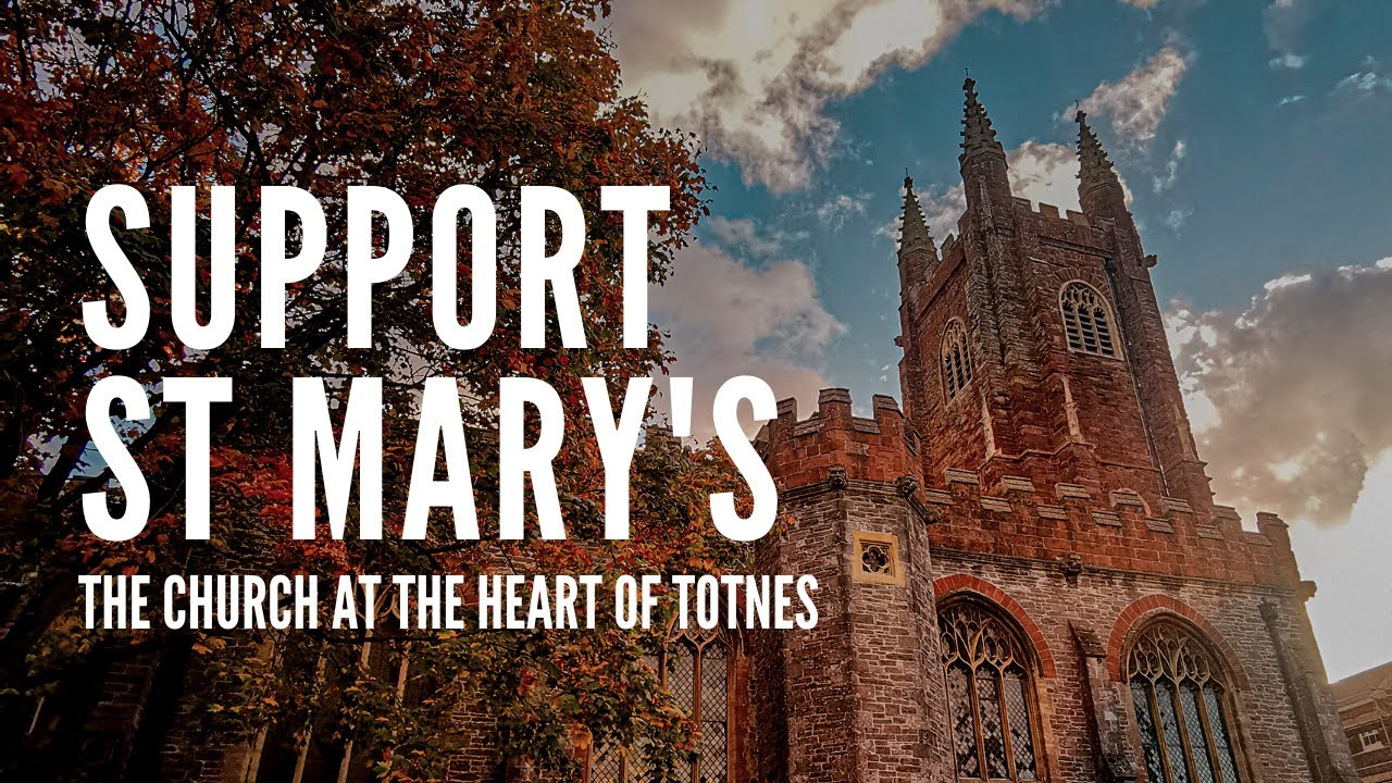 Crowdfunder campaign to transform St Mary's now live