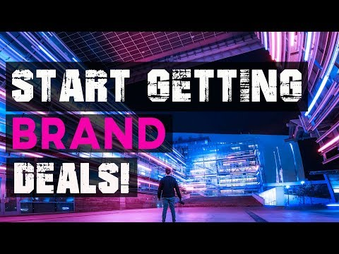 HOW TO LAND BRAND DEALS: TIPS AND STRATEGIES ON HOW TO GET NOTICED BY BRANDS