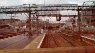 Class 91 Cab Ride - London KX - Stevenage Part1