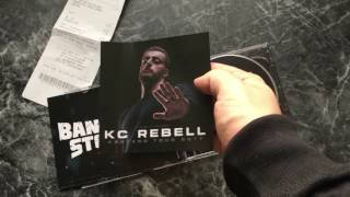 KC Rebell - Abstand [CD + DVD Video][Unboxing]