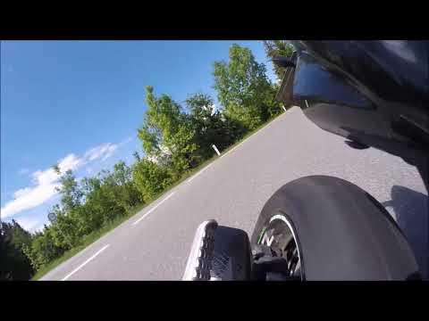 Rear Mount Test ( Z 750 )