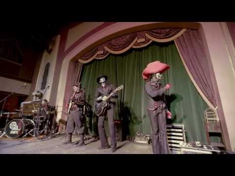 Steam Powered Giraffe - Rex Marksley (Live at Old Tucson in Tucson Arizona)