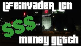GTA 5 (Next-Gen) LCN Lifeinvader Money Glitch