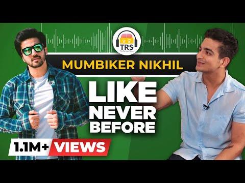 Mumbiker Nikhil's SECRET Success Mantra   The Ranveer Show   BeerBiceps
