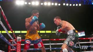 Oscar Valdez vs. Miguel Marriaga   Highlights