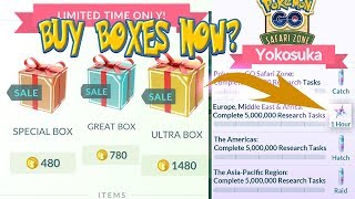 best to buy johto event boxes for stardust event in pokemon go?