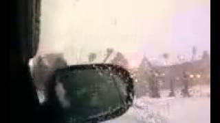 Winter fun in the subi