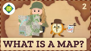 What is a Map? Crash Course Geography #2