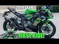 Download Mp3 NEW 2019 Kawasaki Ninja Zx6r First Ride + Review!