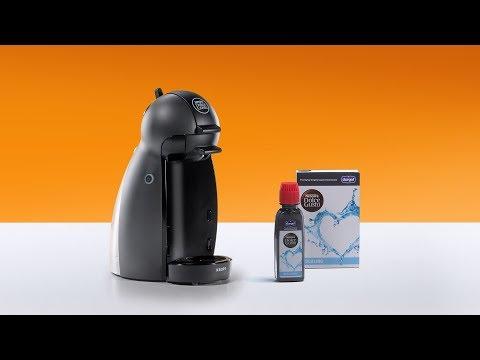 Descale your NESCAFÉ® Dolce Gusto® Piccolo coffee machine by Krups®