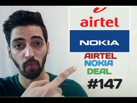 Airtel Sign 402 Crore Deal with Nokia,Redmi 4 Date,Samsung S8,LG G6,SCAM PHONE & More-Tech News #147