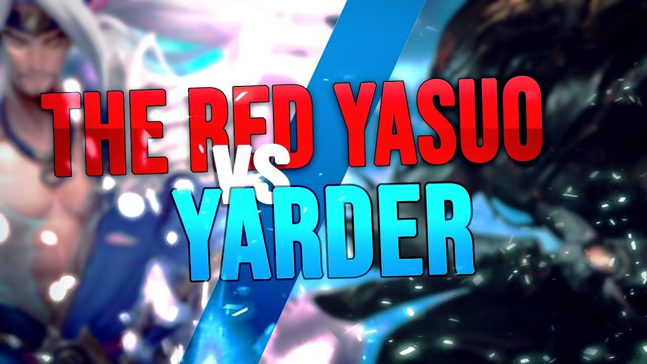 """TẬP 10: THE RED YASUO vs YARDER: Từ Giờ Hãy Gọi Tôi Là """"Tiểu Độ""""!!!!"""