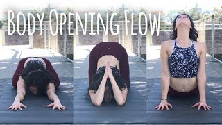 Flow along to release tension in your shoulders & hips. Enjoy ☺   S...