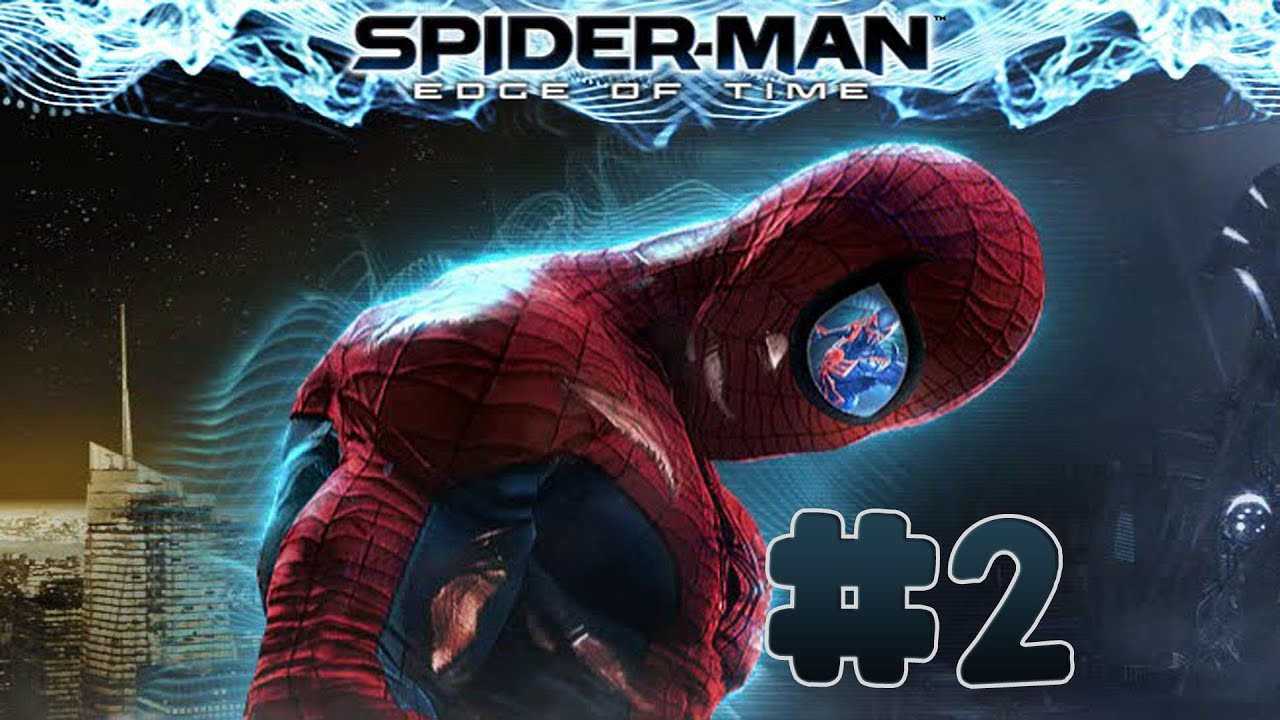 spiderman edge of time walkthrough part 2 x360 hd