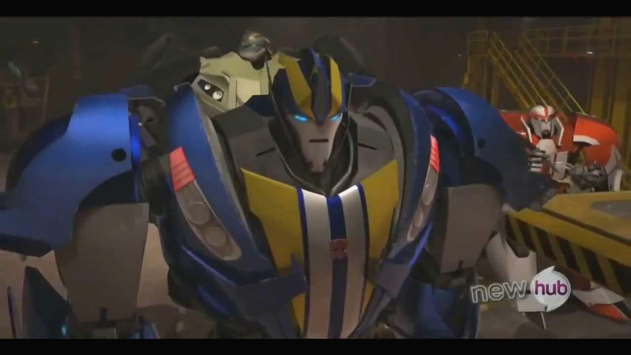 Transformers Prime - Smokescreen - YouTube