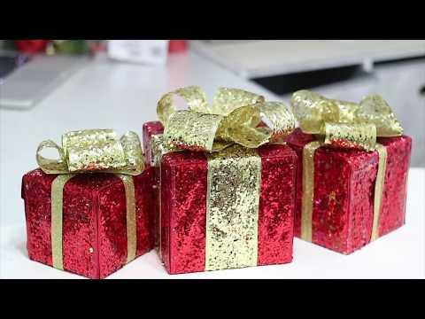 DOLLAR TREE CHRISTMAS DIY  2018
