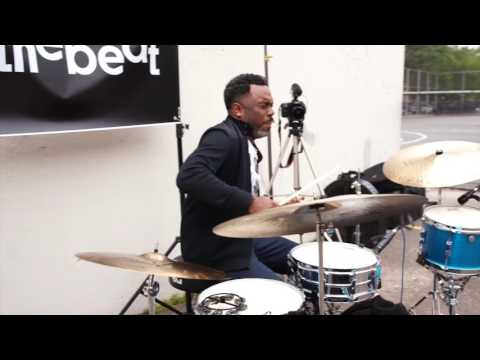 Nate Smith Drumming Over A 7/8 Groove