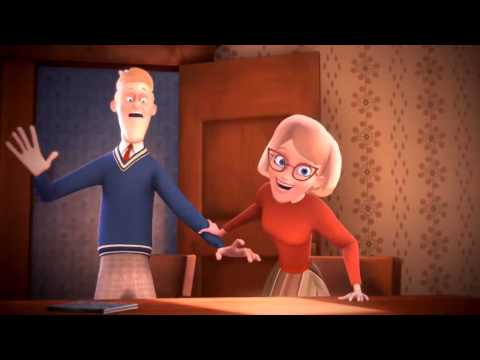 Meet the Robinsons - peanut allergy