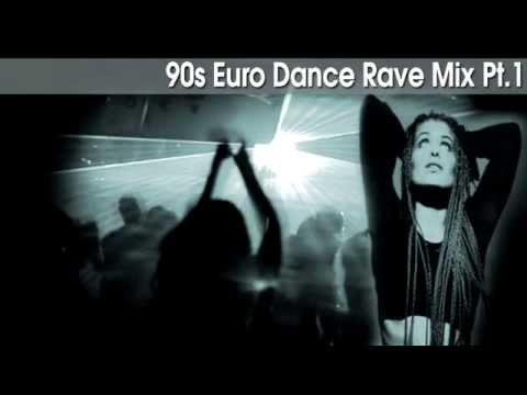 Euro UK Dance Rave Mix (92' - 96')