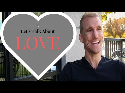 LET'S TALK MORE ABOUT LOVE