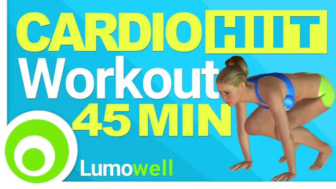 Exercise for losing weight at home: power and cardio training