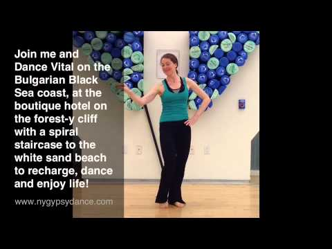 Dance Fitness Retreat: Beauty, Health through movement. Dance Vital