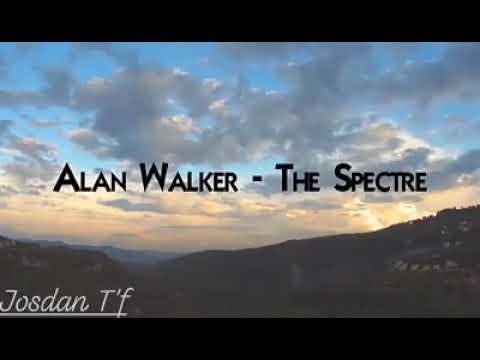 Alan Walker - Te Spectre Letra Español