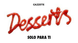 Скачать CAZZETTE Solo Para Ti Static Video