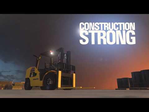 Forklifts | Komatsu America Corp on
