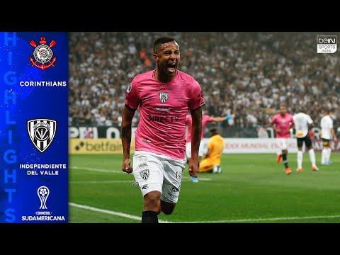 Corinthians 0 - 2 Independiente del Valle - HIGHLIGHTS & GOALS - 9/18/19