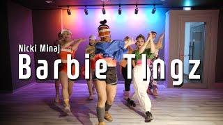 Nicki Minaj - Barbie TIngz l Girls Hiphop Class (Jjin)