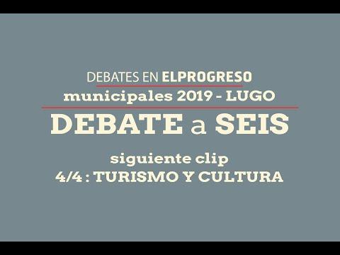 4/4 Debate a seis | TURISMO Y CULTURA| Reproches y compromisos