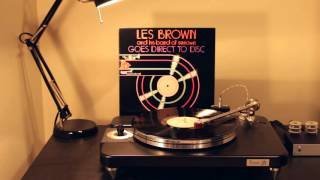 Sir Duke - Les Brown (Direct to Disc Vinyl)