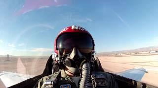 Thunderbirds F-16 Unrestricted Climb