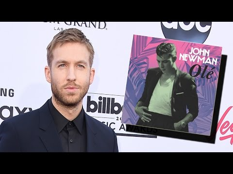 Calvin Harris Writing A Song About Taylor Swift Cheating With Tom?