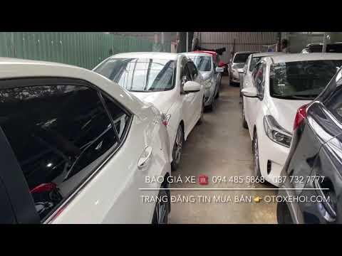 Báo giá các mẫu xe ô tô cũ giá rẻ siêu hot