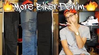 Triple Embellish NYC Biker Denim Unboxing+Review
