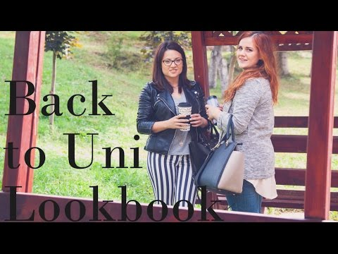 { Back to Uni Lookbook }