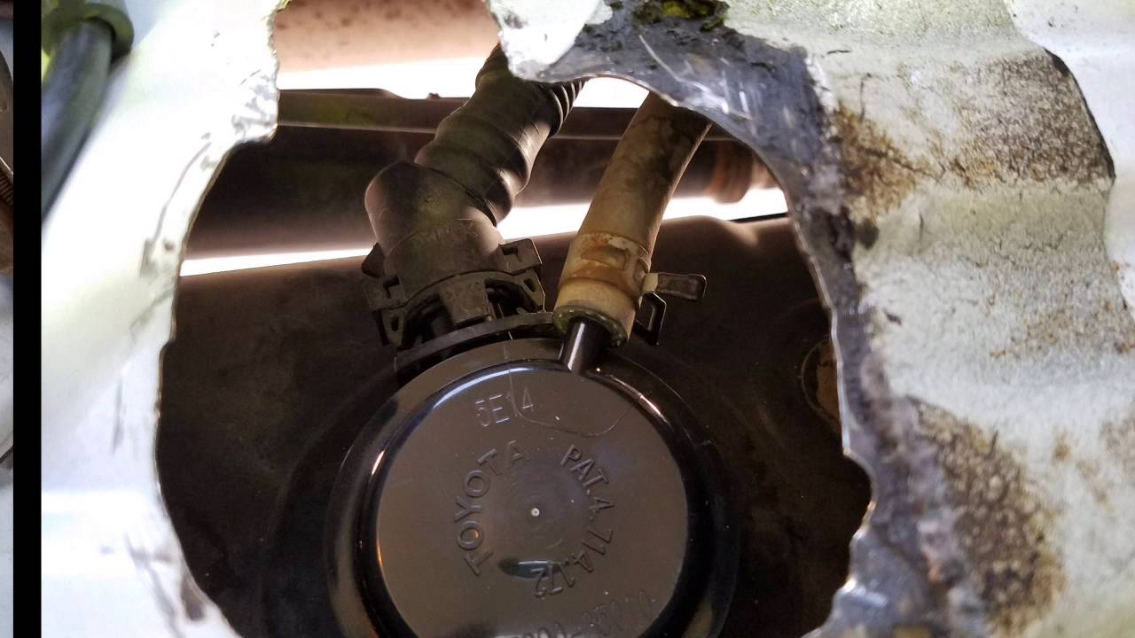 2001 3rd gen toyota 4runner rollover valve replacement gas tank [ 1280 x 720 Pixel ]