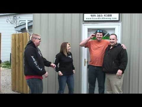 I VISITED LIZARD LICK TOWING TRU TV  . IN LIZARD LICK NORTH CAROLINA