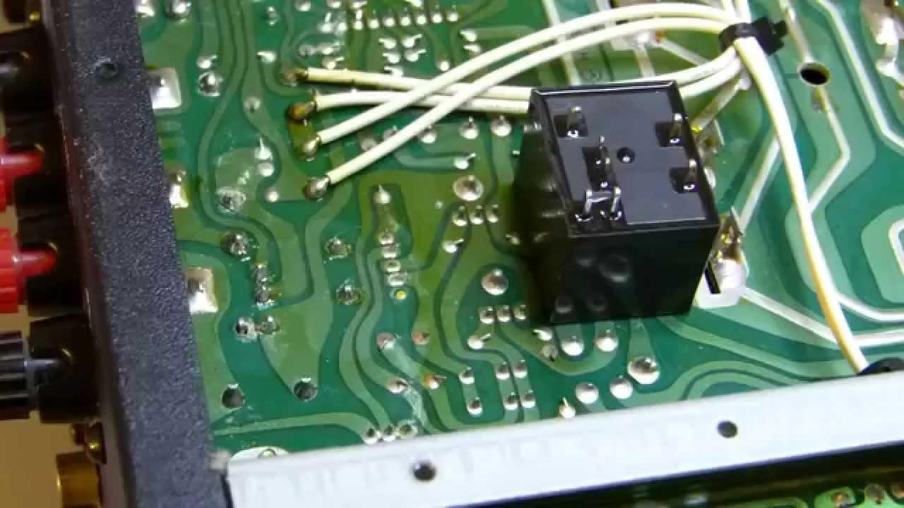 NAD 2200 Protection Relay Repair