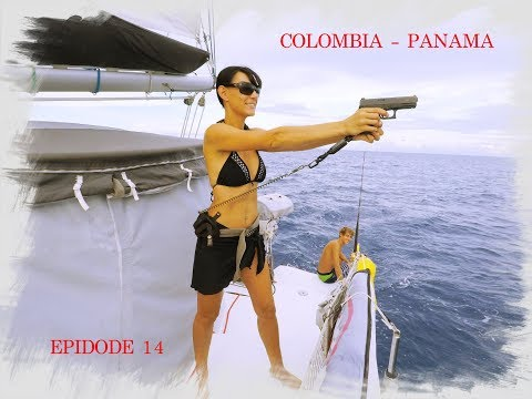 Sailing Trip Family - EP14 - Colombie - Panama
