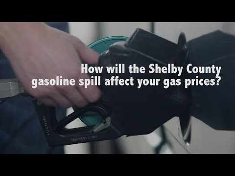 How will the gasoline spill in Alabama affect your gas prices