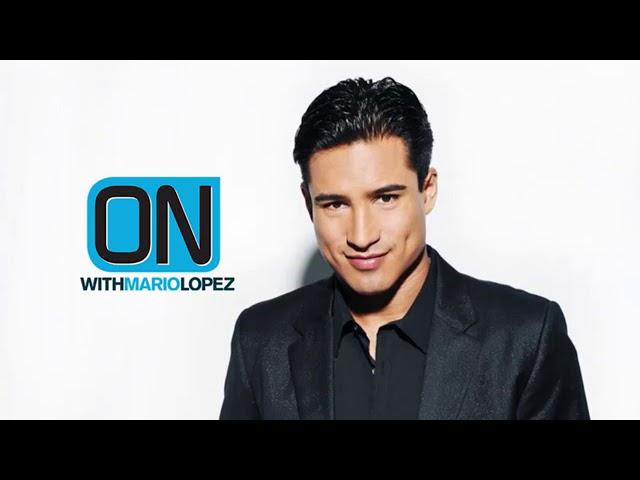 On with Mario Lopez | Daniella Benitez Interview