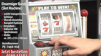 Playtastic Einarmiger Bandit (Slot Machine)