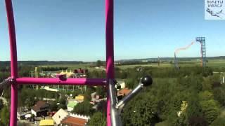 Sky Shot - Cabine flight: first launch!