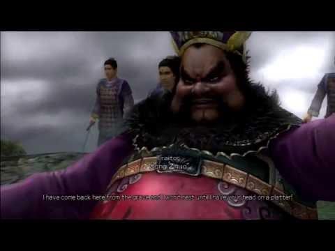Dynasty Warriors 6 - Lu Bu Musou Mode 5 - Battle of Mt. Ding Jun