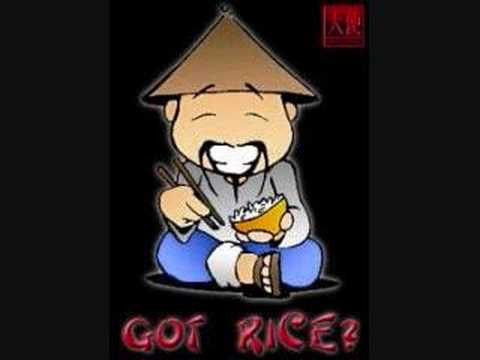 Asian pride lyrics got rice