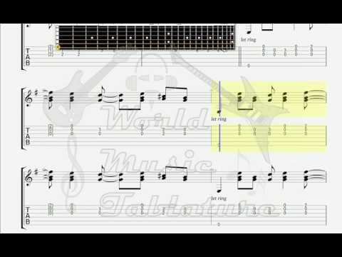 Cray, Robert   Smoking Gun GUITAR TAB